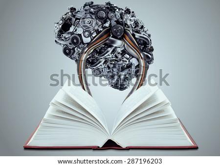 learning technology - stock photo
