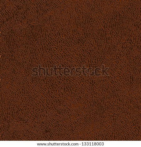 Leather texture  - raster version - stock photo