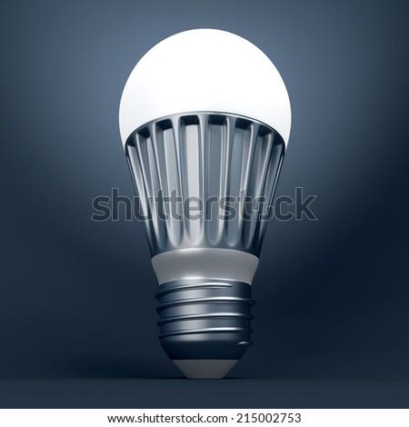 Led bulb - stock photo