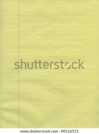 Legal Paper - stock photo