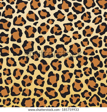 leopard skin background (leopard skin texture) - stock photo
