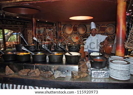 South african food stock photos images pictures for African cuisine restaurant