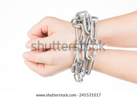 libertarianism - stock photo