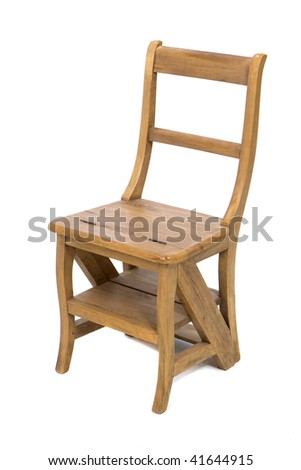 Library Chair - stock photo