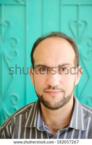 Lifestyle posing people - stock photo