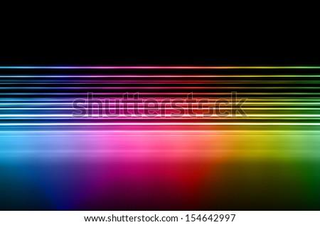 light abstract  - stock photo