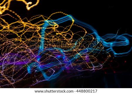 light abstract 21 - stock photo