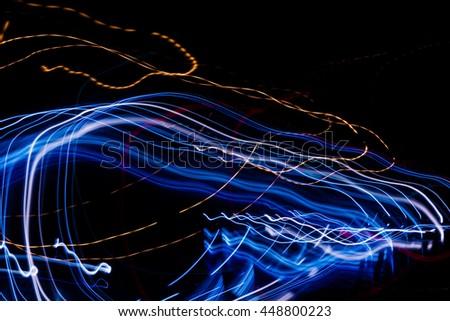 light abstract 25 - stock photo