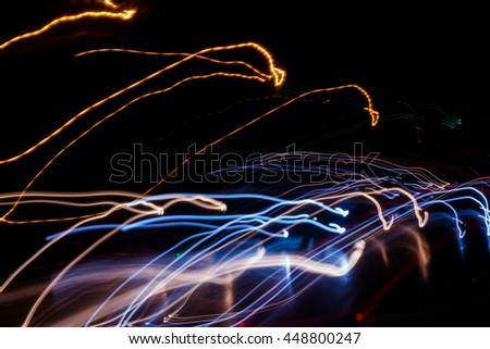 light abstract 26 - stock photo
