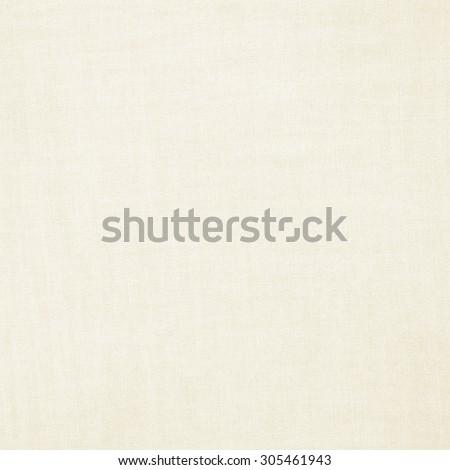 light beige canvas texture background - stock photo
