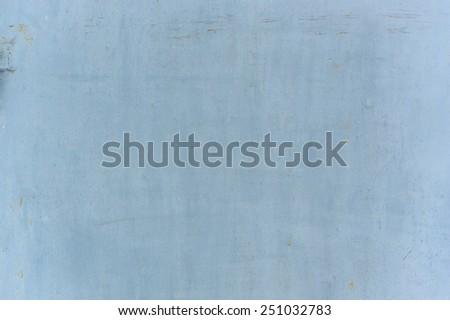 Light Blue Concrete Texture - stock photo