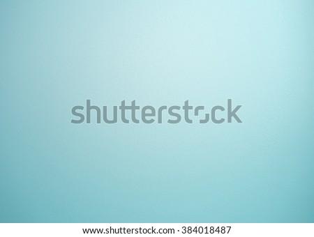 Light blue wall background - stock photo