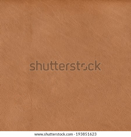 light brown leather texture  - stock photo