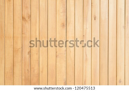 light brown wood background - stock photo