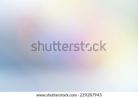 Light colorful background beautiful bokeh - stock photo
