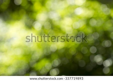 Light colorful background beautiful bokeh - stock photo