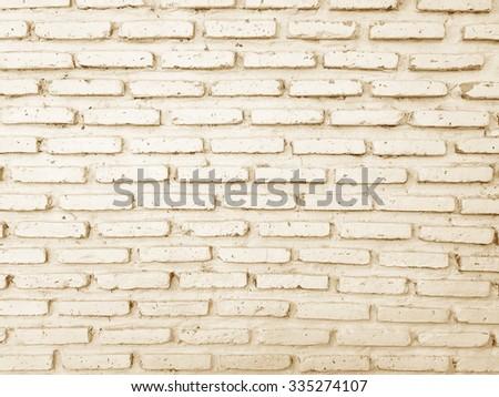 light cream beige brick limestone cement wallpaper background textured:pure brickwork concrete wall background for home interior,design,decorate or etc:stucco backdrop interior.backgrounds concept. - stock photo