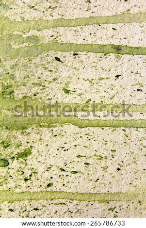 Light Green Watercolor Textures 7 - stock photo