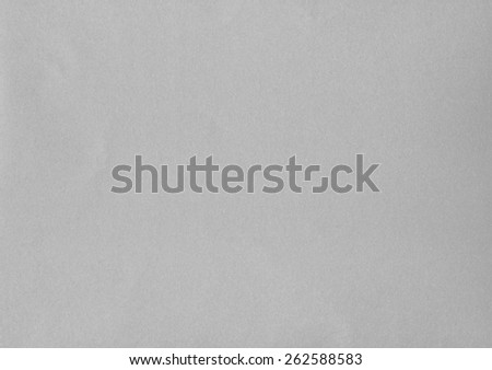 Light grey colour paper useful as a background - stock photo