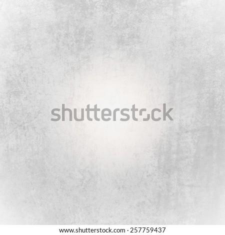 Light grey radial background texture - stock photo