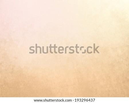 light orange background, faded gradient light peach to white color with dark orange bottom border and glassy bumpy texture - stock photo