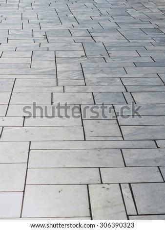 Light paving - stock photo