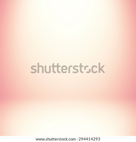 Light pink abstract background with radial gradient effect - can be used for montage or display your products - stock photo
