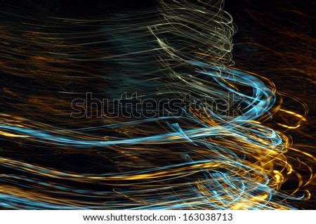 Light Reflections - stock photo