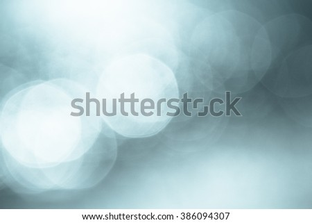 Light shining on sea waves. Booked Blur Abstract Background. Blue Water Sea Summer Background. Focus Bokeh Background. - stock photo