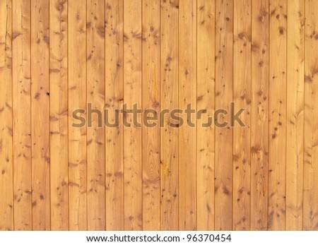 light wood panels used as background - stock photo