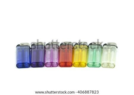 Lighters - stock photo