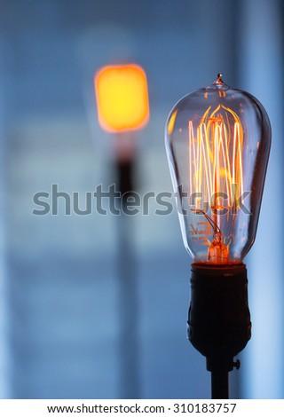 Lighting - stock photo