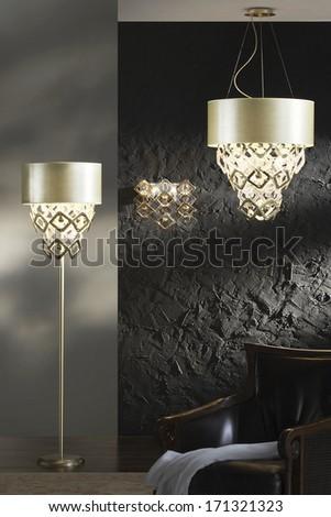 lights & lighting - stock photo