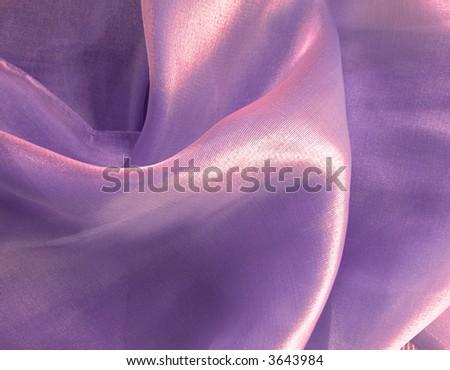 Lilac silk - stock photo