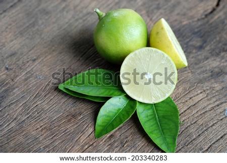 lime - stock photo