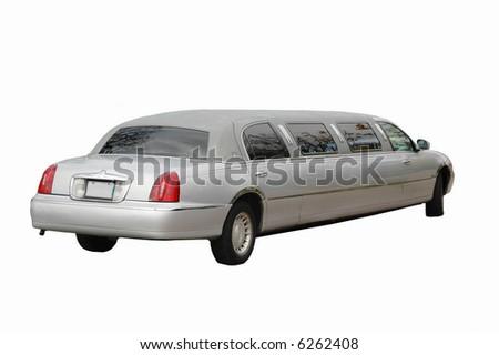 limousine - stock photo