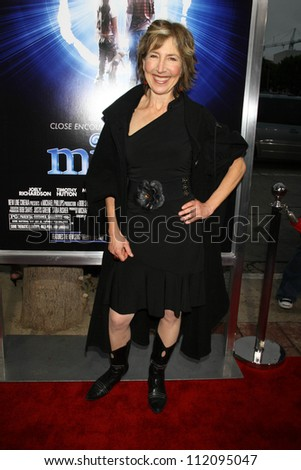 "Lin Shaye at the Los Angeles Premiere of ""The Last Mimzy"". Mann Village Theatre, Westwood, CA. 03-30-07 - stock photo"