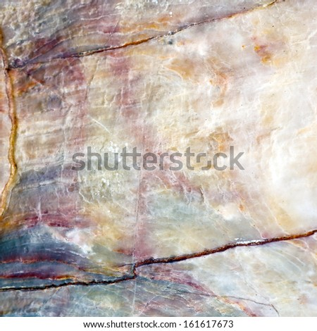 line on curve Marble stone texture background  - stock photo