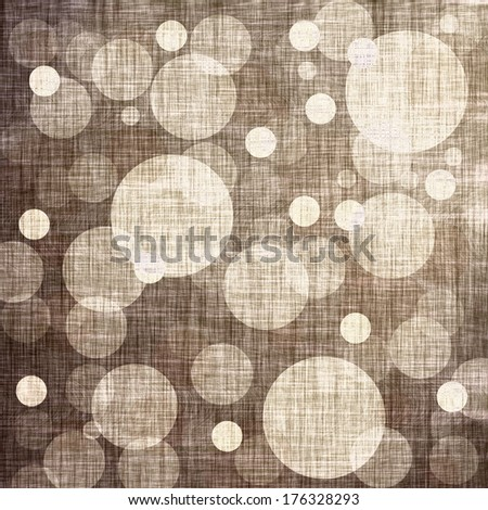Linen texture, festive background for advertisement, wrapping paper, label, Valentine's Day, greeting card, scrapbook, wedding invitation etc.  - stock photo