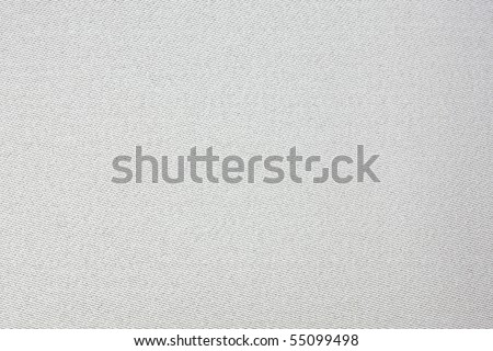 Linen texture white for background - stock photo