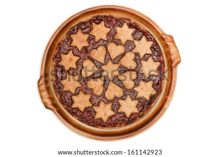 Linzer Stars Recipe — Dishmaps