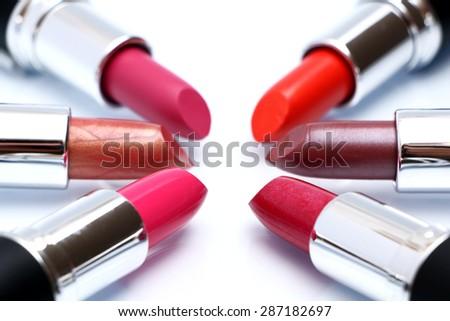 Lipstick - stock photo