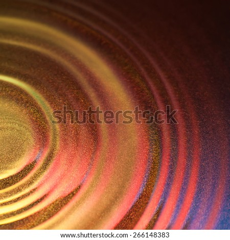 Liquid drop - stock photo