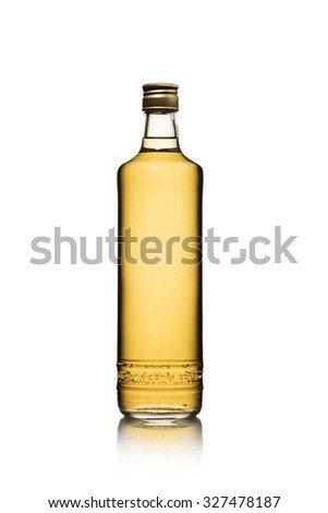 liquor bottle 2  - stock photo