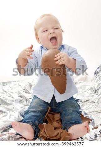 baby biting