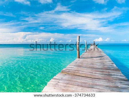 Living is Easy Calm Meditation  - stock photo