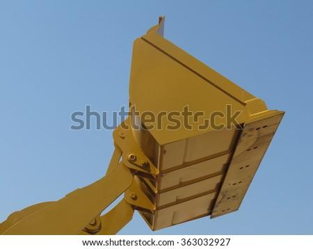 loader - stock photo
