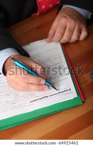 Loan - stock photo
