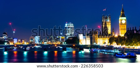london, united kingdom - stock photo