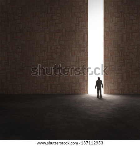 Lonely - stock photo
